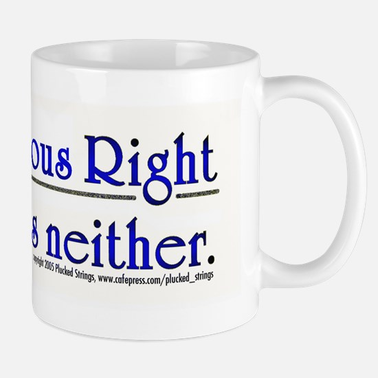 Religious Right is Neither Mug