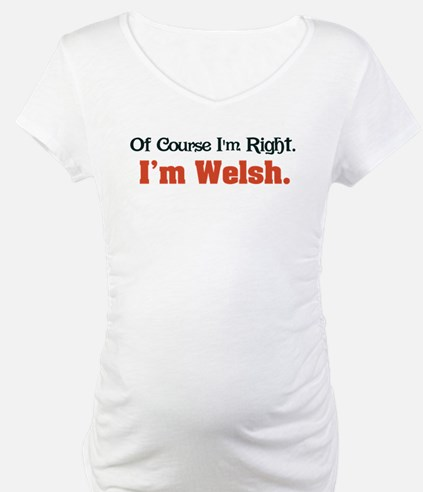 I'm Welsh Shirt
