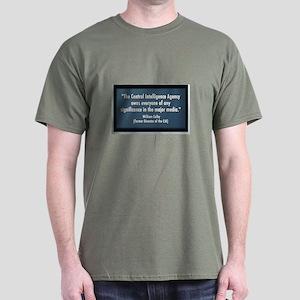 Mainstream Media Dark T-Shirt