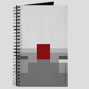 No Men's Land 459 Journal (Red Square)