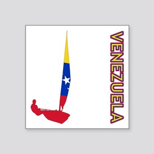 Sailing Venezuela Sticker