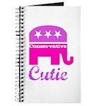 Conservative Cutie Journal