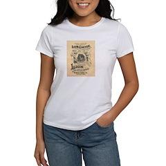 Lion Coffee Women's T-Shirt