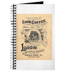 Lion Coffee Journal