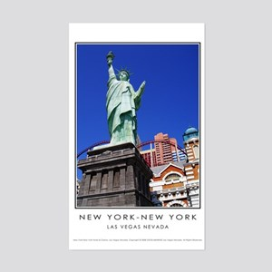 New York-New York S38a Rectangle Sticker