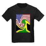jamaika Kids Dark T-Shirt