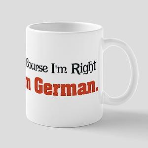 I'm German Mug