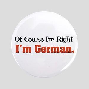 "I'm German 3.5"" Button"
