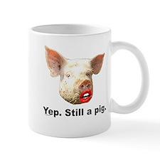 Pig in Lipstick Mug