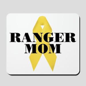 Ranger Mom Ribbon Mousepad
