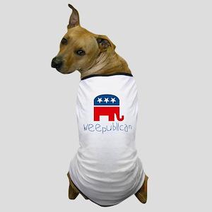 Weepublican Dog T-Shirt