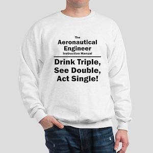 Aeronautical Engineer Sweatshirt