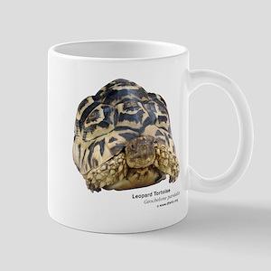 Leopard Tortoise Mug