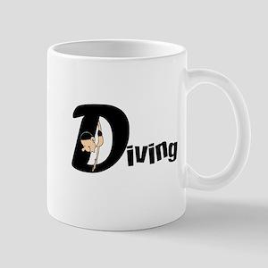 Kids Diving Mug