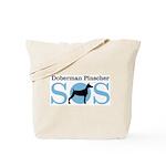 Dobie SOS Tote Bag
