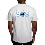 Dobie SOS Ash Grey T-Shirt