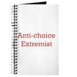 Anti-Choice Extremist Journal