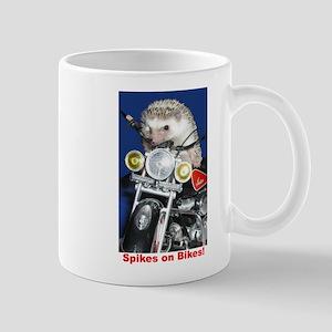 Spikes on Bikes! Mug