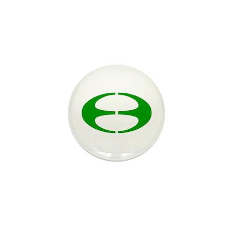 100 Etaj (2.5 cm) Butonoj/Mini Button (100 pack)