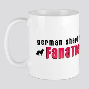 German Shepherd Fanatic Mug