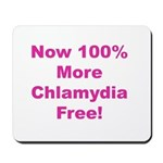 Chlamydia Free Mousepad