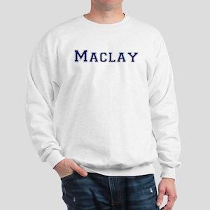 "Maclay ""Collegiate"" Sweatshirt"