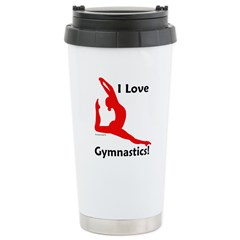 Gymnastics Travel Mug - Love
