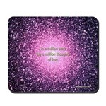 """A Million Stars"" Mouse Pad Mousepad"