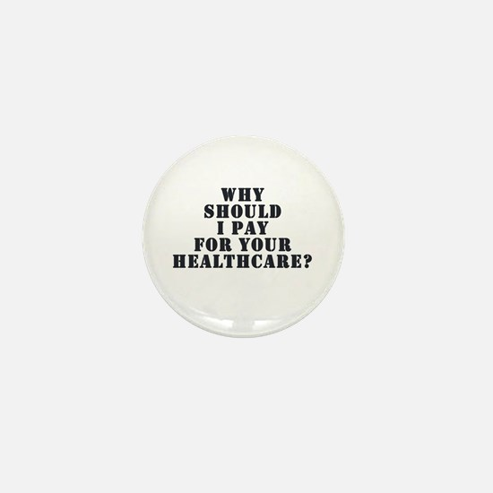 Funny Sarah barracuda Mini Button