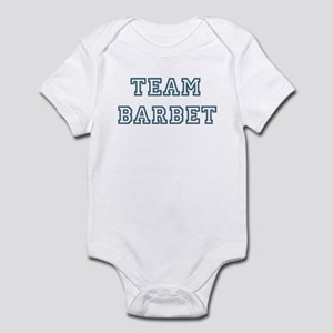 Team Barbet Infant Bodysuit