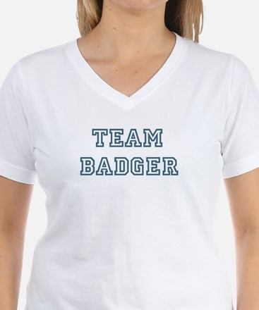 Team Badger Shirt