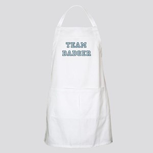 Team Badger BBQ Apron