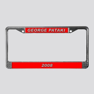 George Pataki License Plate Frame-3