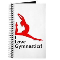 Gymnastics Journal - Love