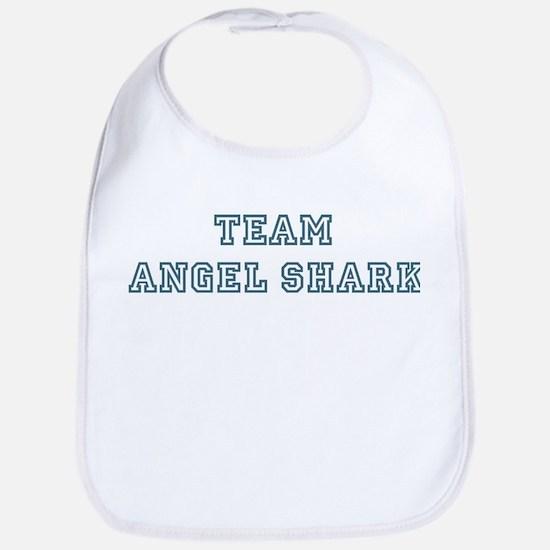 Team Angel Shark Bib