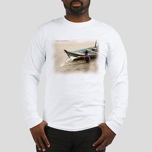 IMG_3514_Painting copy Long Sleeve T-Shirt