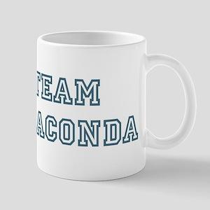 Team Anaconda Mug