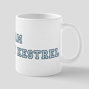 Team American Kestrel Mug
