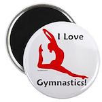 Gymnastics Magnet - Love