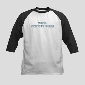 Team Bewicks Wren Kids Baseball Jersey