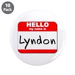 Hello my name is Lyndon 3.5