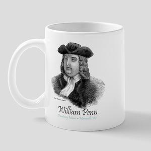 William Penn Mug