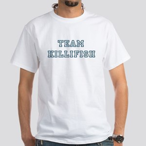 Team Killifish White T-Shirt