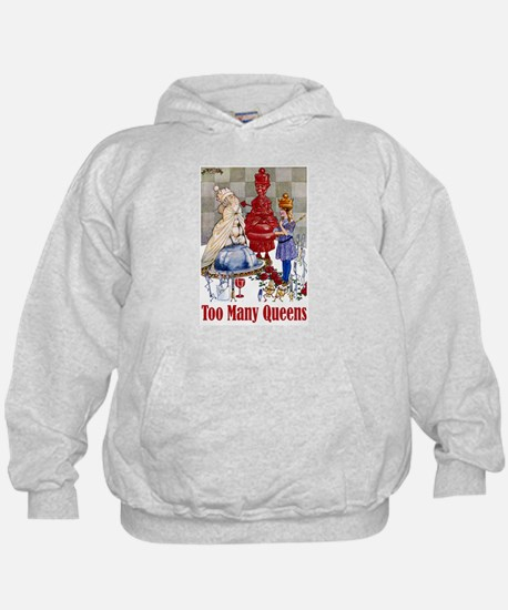 ALICE: TOO MANY QUEENS Hoodie