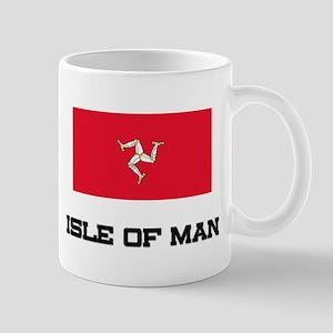 Isle Of Man Flag Mug
