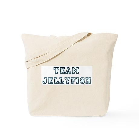 Team Jellyfish Tote Bag