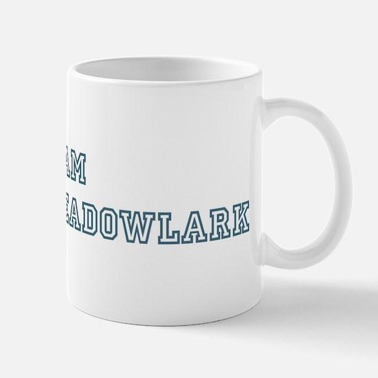 Team Eastern Meadowlark Mug