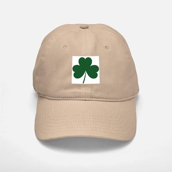 Irish Shamrock Baseball Baseball Cap