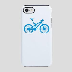 Funny Mountainbike Shirt iPhone 8/7 Tough Case