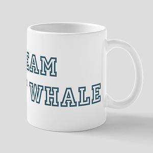 Team Pilot Whale Mug